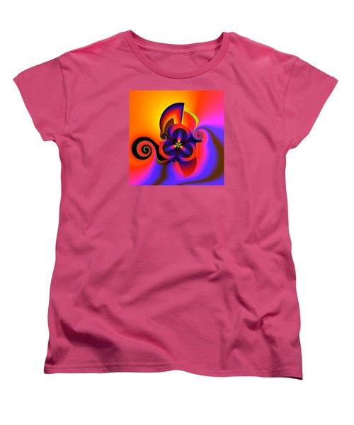 Rainbow Infusion Women's T-Shirt (Standard Cut)