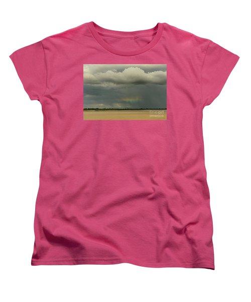 Rainbow Magic Women's T-Shirt (Standard Cut) by Werner Padarin