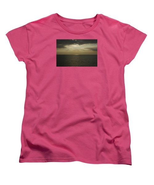 Women's T-Shirt (Standard Cut) featuring the photograph Rays Of Beauty by Greg Graham