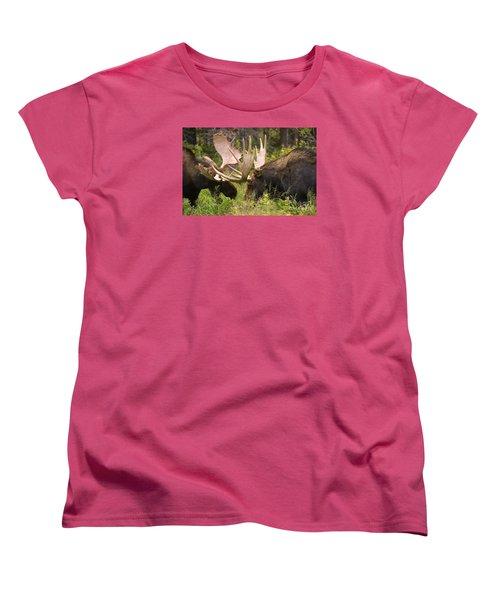 Reach Advantage Women's T-Shirt (Standard Cut) by Aaron Whittemore
