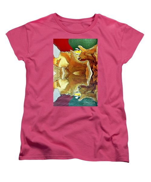 Ready To Fly Women's T-Shirt (Standard Cut) by Kathie Chicoine