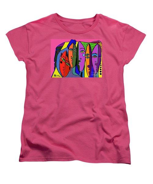 Really? Women's T-Shirt (Standard Cut) by Hans Magden