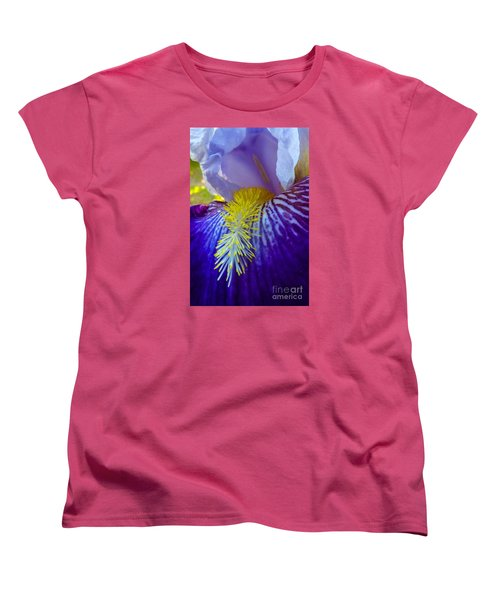 Recollection Spring 1 Women's T-Shirt (Standard Cut) by Jean Bernard Roussilhe