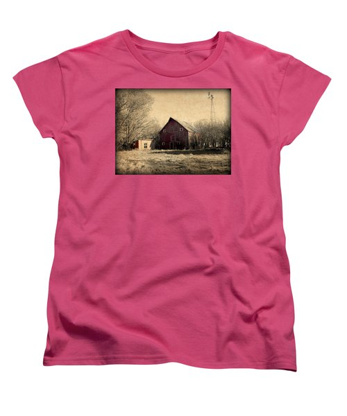 Retired 2 Women's T-Shirt (Standard Cut) by Julie Hamilton