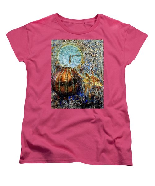 Revelation Women's T-Shirt (Standard Cut) by Gail Kirtz