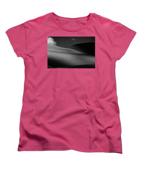 Ridges Women's T-Shirt (Standard Cut) by Brian Duram