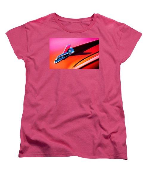 Women's T-Shirt (Standard Cut) featuring the digital art Rock It by Douglas Pittman