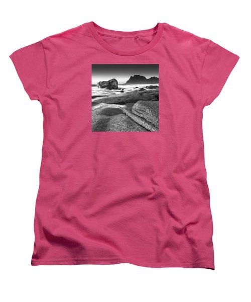 Rock Solid Women's T-Shirt (Standard Cut)