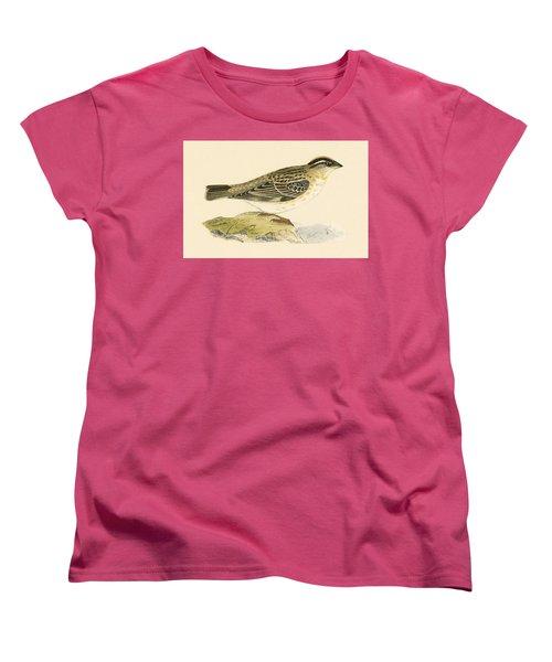 Rock Sparrow Women's T-Shirt (Standard Cut)
