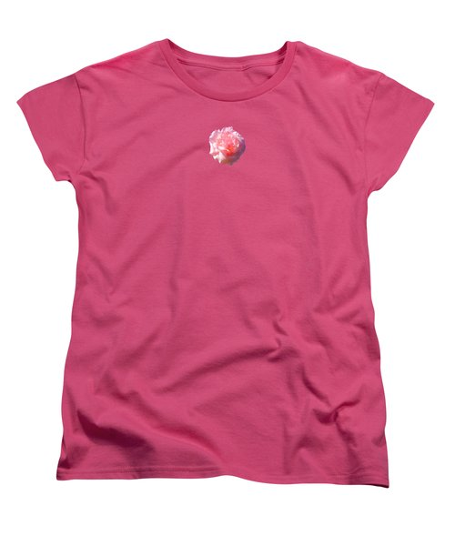 Rose Rose Women's T-Shirt (Standard Cut) by Marc Philippe Joly