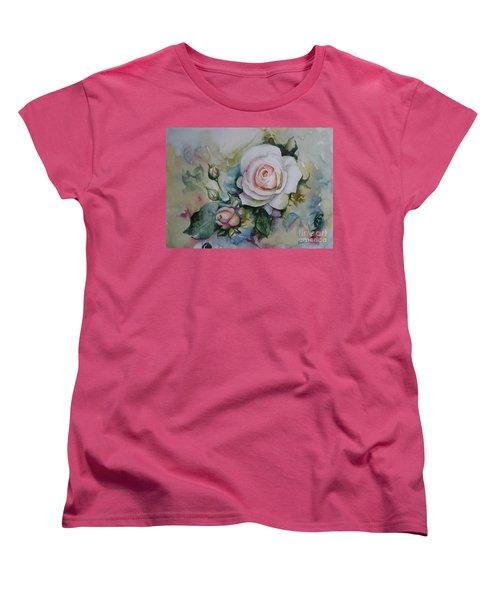 Roses Women's T-Shirt (Standard Cut)