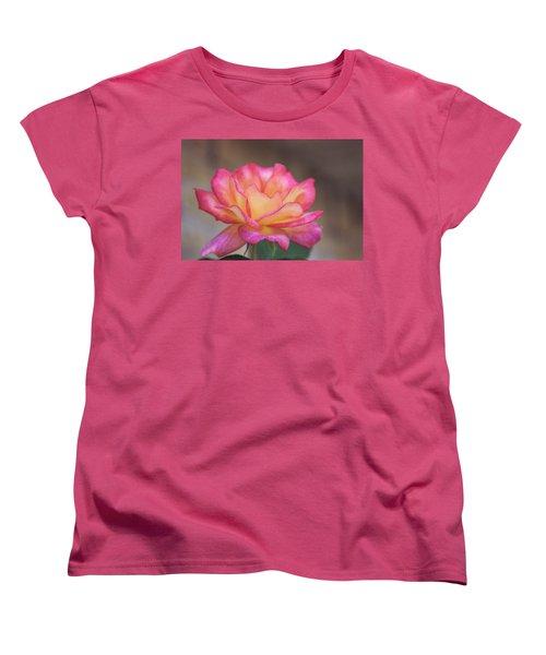 Rosie Women's T-Shirt (Standard Cut) by Joan Bertucci