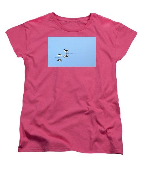 Rubber Legs Women's T-Shirt (Standard Cut)