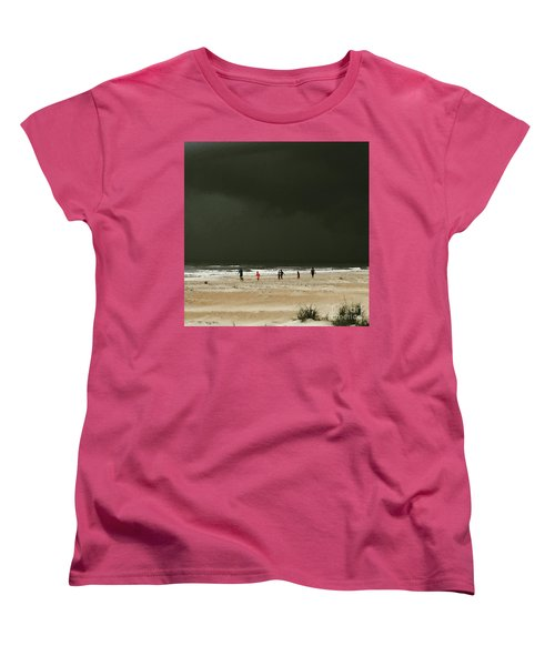 Run Women's T-Shirt (Standard Cut) by LeeAnn Kendall