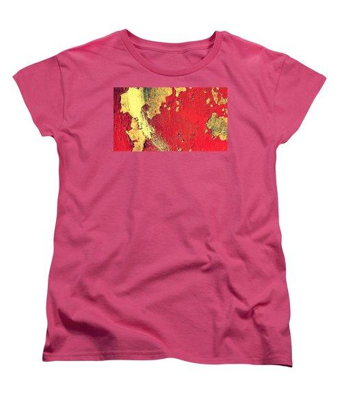 Rust Women's T-Shirt (Standard Cut)