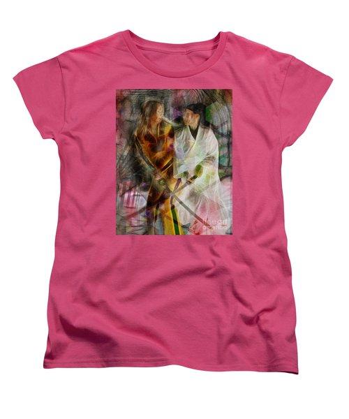 Sabre Dance Women's T-Shirt (Standard Cut) by John Robert Beck