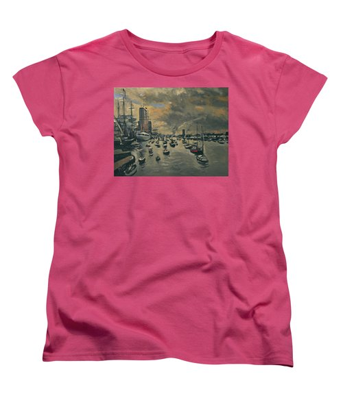 Sail Amsterdam 2015 Women's T-Shirt (Standard Fit)