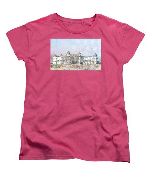 Salt Air Women's T-Shirt (Standard Cut) by Cynthia Powell