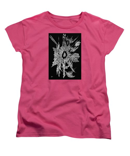 Salty Duscle Women's T-Shirt (Standard Cut) by Charles Cater