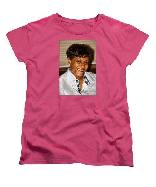 Sanderson - 4533.2 Women's T-Shirt (Standard Cut) by Joe Finney