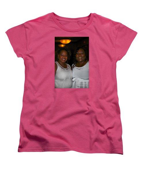 Sanderson - 4546.1 Women's T-Shirt (Standard Cut) by Joe Finney