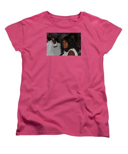 Sanderson - 4678 Women's T-Shirt (Standard Cut) by Joe Finney