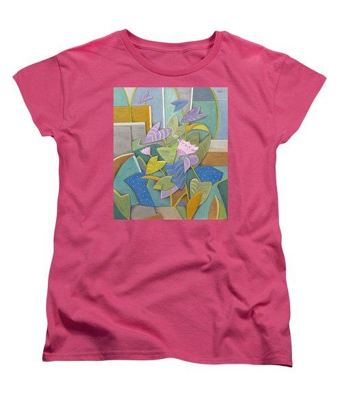Serendipity Women's T-Shirt (Standard Cut) by Trish Toro