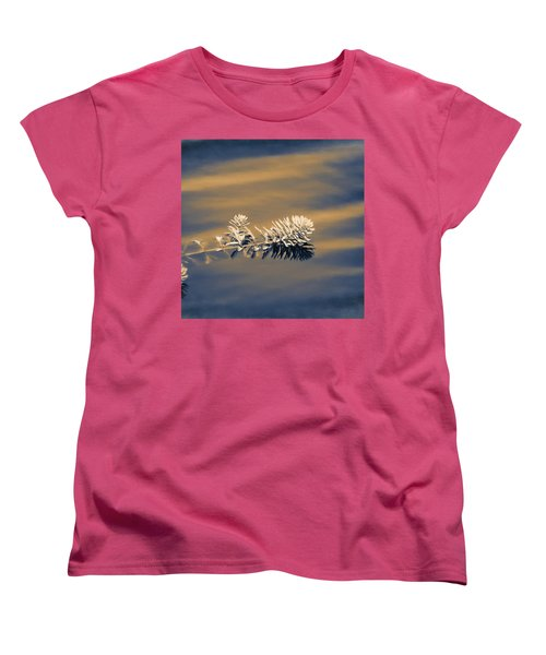 Women's T-Shirt (Standard Cut) featuring the photograph Set Apart by Carolyn Marshall