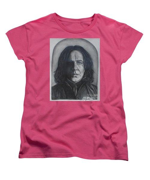Severus Snape Women's T-Shirt (Standard Cut)