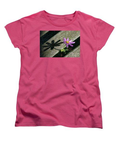 Shadows Women's T-Shirt (Standard Cut) by Joseph Yarbrough