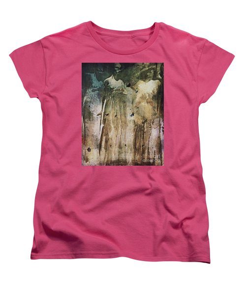 Shop Window Women's T-Shirt (Standard Cut) by Alexis Rotella