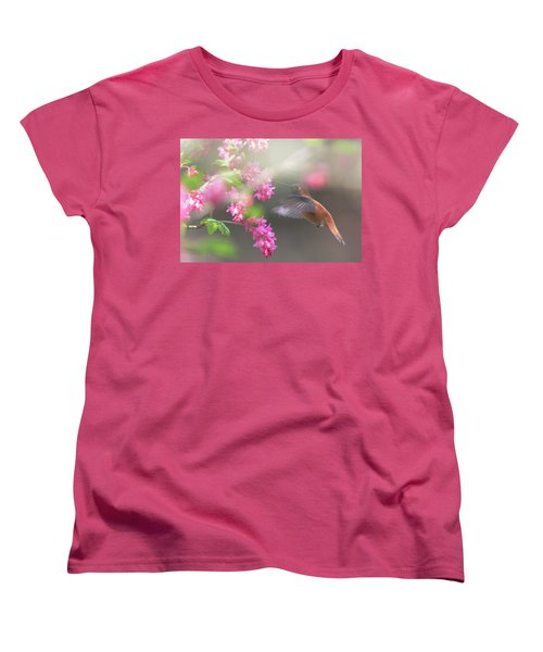 Sign Of Spring 2 Women's T-Shirt (Standard Cut) by Randy Hall