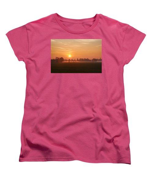 Silent Prelude Women's T-Shirt (Standard Cut) by Annie Snel