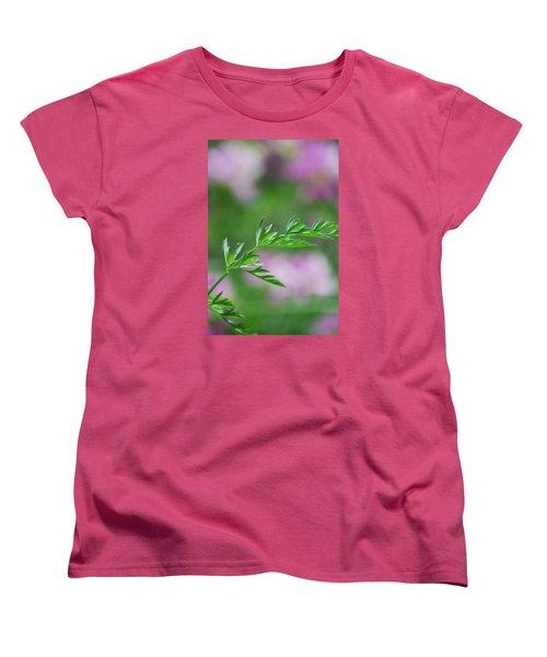 Women's T-Shirt (Standard Cut) featuring the photograph Simplicity by Ramona Whiteaker