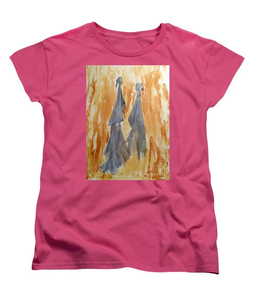Sisters Women's T-Shirt (Standard Cut) by Vicki  Housel