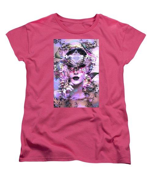 Skin Deep Women's T-Shirt (Standard Cut) by Kathy Kelly