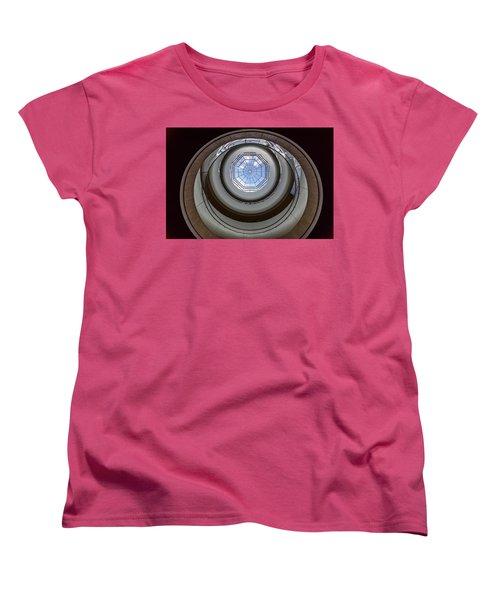 Sky Portal Women's T-Shirt (Standard Cut) by Randy Scherkenbach