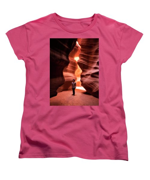Slot Excursions  Women's T-Shirt (Standard Cut) by Nicki Frates