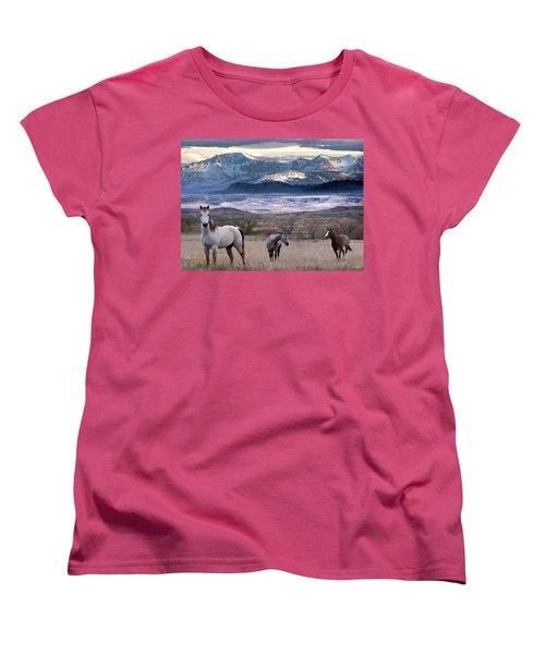 Snapshot Women's T-Shirt (Standard Cut) by Bill Stephens