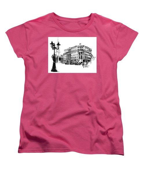 South Africa House Women's T-Shirt (Standard Cut) by Tim Johnson