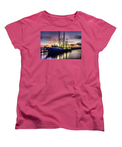 Women's T-Shirt (Standard Cut) featuring the photograph Southern Pride by Maddalena McDonald