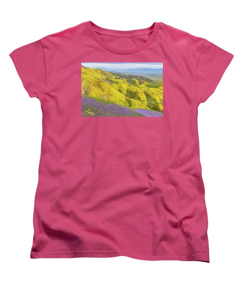 Women's T-Shirt (Standard Cut) featuring the photograph Southern View by Marc Crumpler