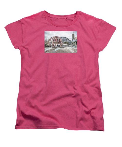 Spaced Out Women's T-Shirt (Standard Cut)