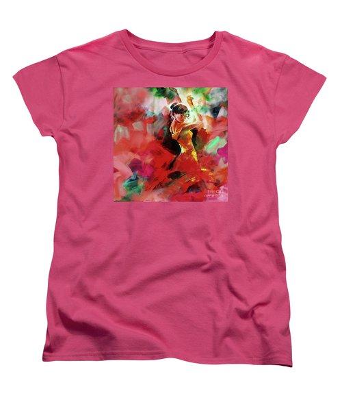 Spanish Dance Women's T-Shirt (Standard Cut) by Gull G