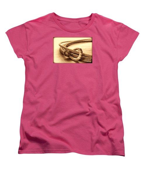 Speed Burner Women's T-Shirt (Standard Cut) by American West Legend By Olivier Le Queinec