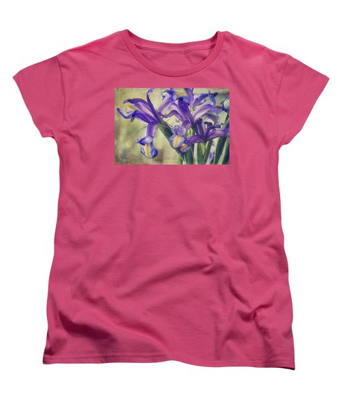 Women's T-Shirt (Standard Cut) featuring the photograph Spread Love by Laurie Search
