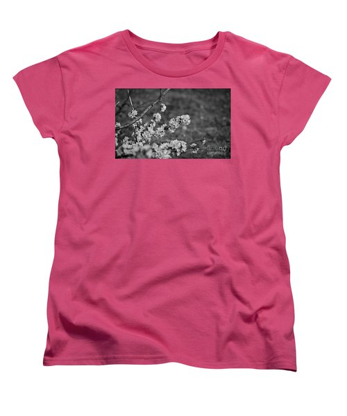 Women's T-Shirt (Standard Cut) featuring the photograph Spring 2016 9 by Cendrine Marrouat