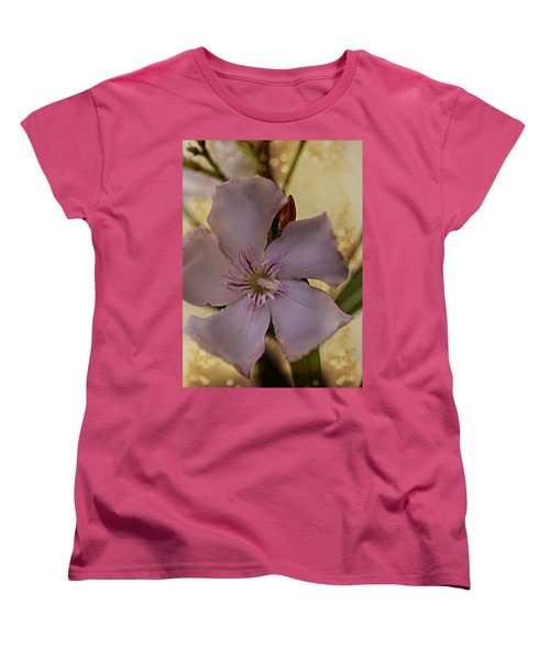 Women's T-Shirt (Standard Cut) featuring the photograph Spring by Annette Berglund