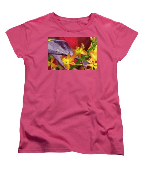 Spring Blossoms 2 Women's T-Shirt (Standard Cut) by Stephen Anderson