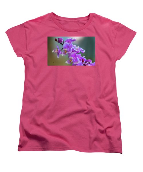 Women's T-Shirt (Standard Cut) featuring the photograph Spring For You by Marvin Spates